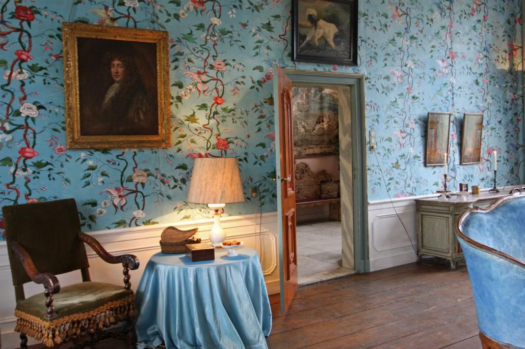 Blauwe roze kamer valkenheining - Inrichting van een kamer ...
